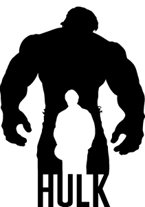 Hulk on motorcycle black and white clipart black and white library Details about Vinyl Decal Sticker Car Truck Window - Marvel Incredible Hulk  Avengers black and white library