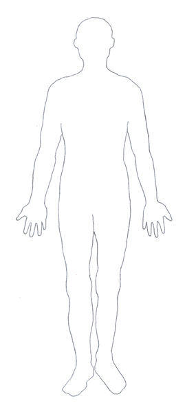 library of human body figure vector free library png files