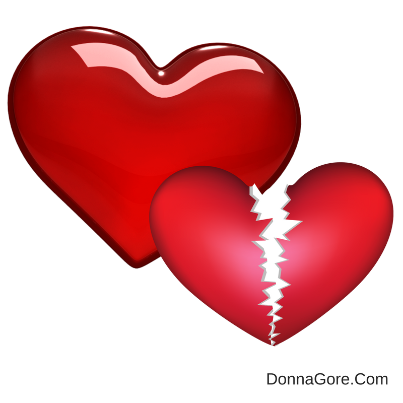 Human heart clipart blood flow free Broken Heart Syndrome is Real – Donna R. Gore free
