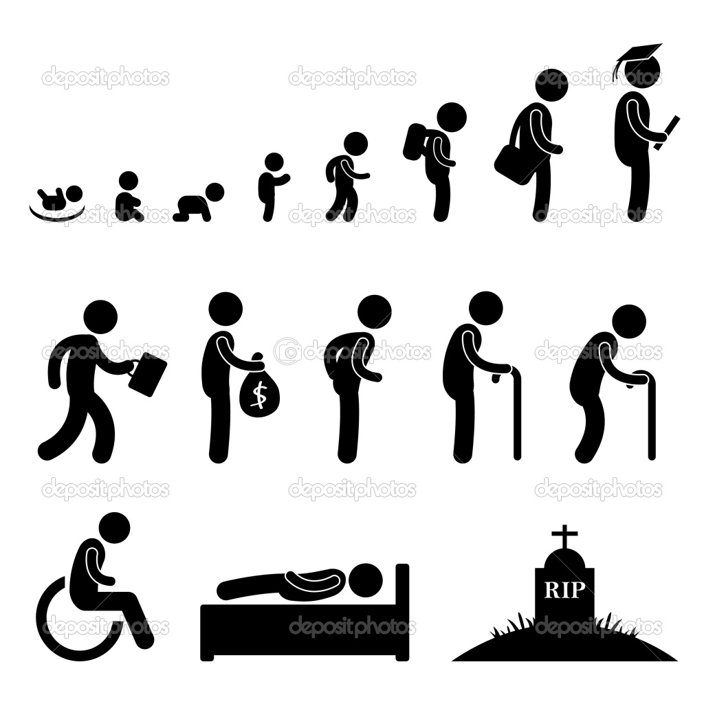 Human life cycle clipart svg transparent library 17 Best images about stages of human life on Pinterest | Men and ... svg transparent library