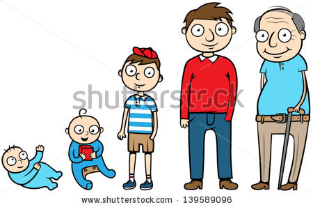 Human life cycle clipart jpg freeuse library Human life cycle clipart - ClipartFest jpg freeuse library