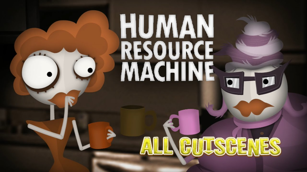 Human resource machine clipart picture transparent download Human Resource Machine All CUTSCENES No Commentary Only Cutscene Human  Resource Machine Subtitles PL picture transparent download