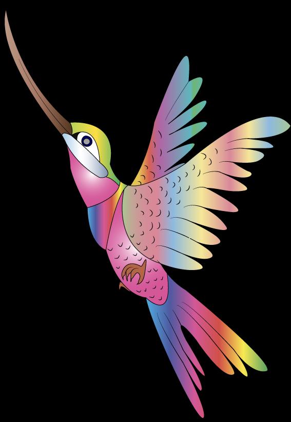 Humming bird flower clipart svg freeuse library colibri raster clipart svg freeuse library
