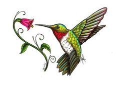 Hummingbird with flower clipart vector 120 Best Hummingbirds & Clipart images in 2018 | Hummingbirds ... vector