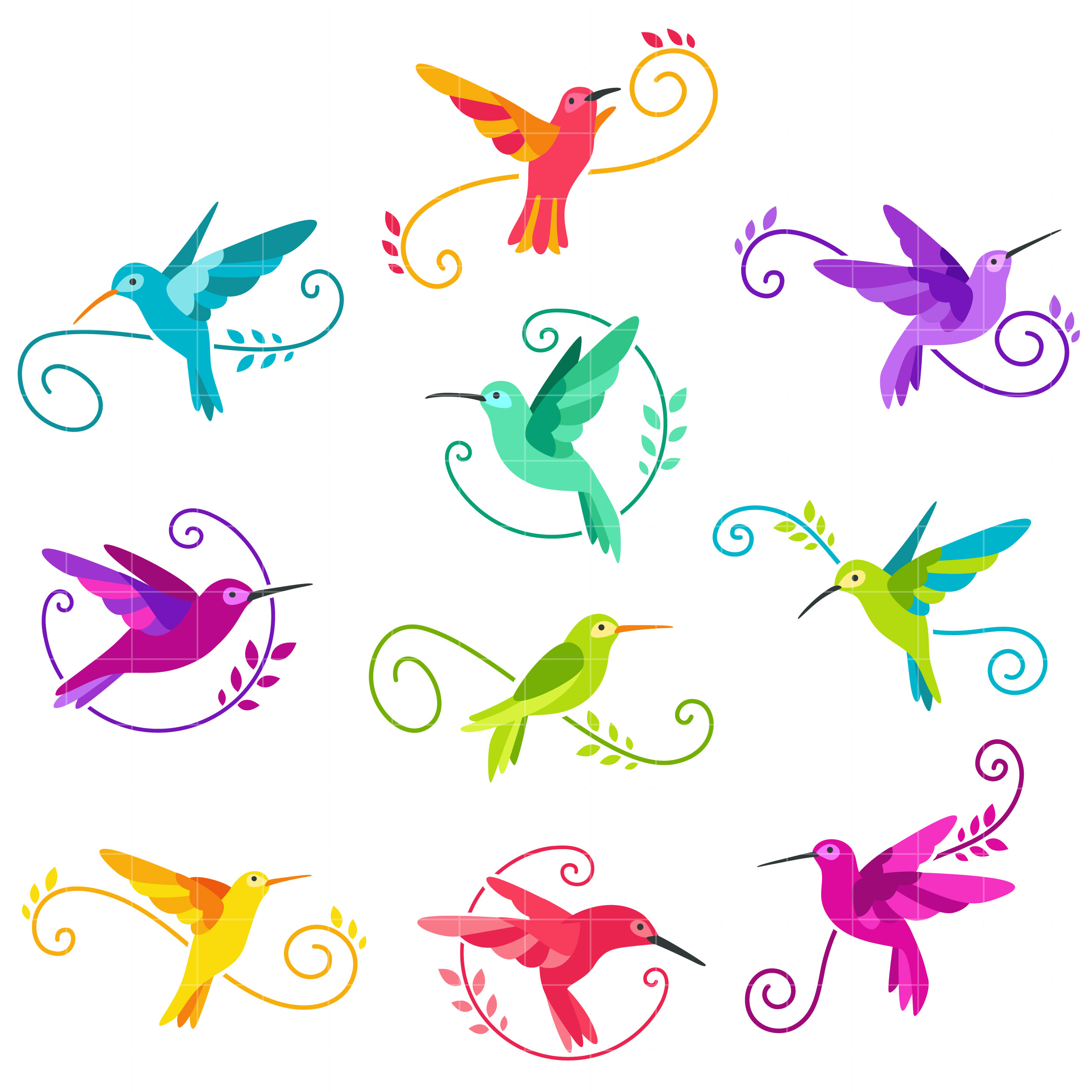 Hummingbirds and flowers clipart image library stock Hummingbird pictures clip art - ClipartFest image library stock