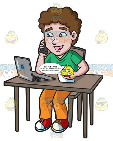 Humorous clipart woman at computer paying bills transparent download Royalty Free Images – Tagged \