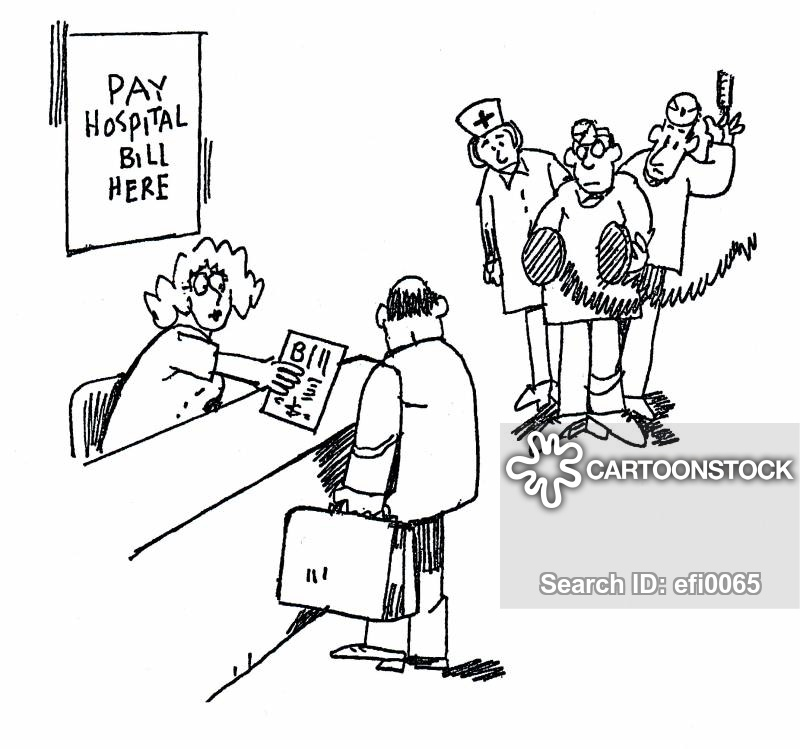 Humorous clipart woman at computer paying bills vector library library Paying Bills Cartoons and Comics - funny pictures from CartoonStock vector library library