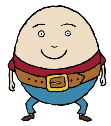Humpty dumpty pictures clipart