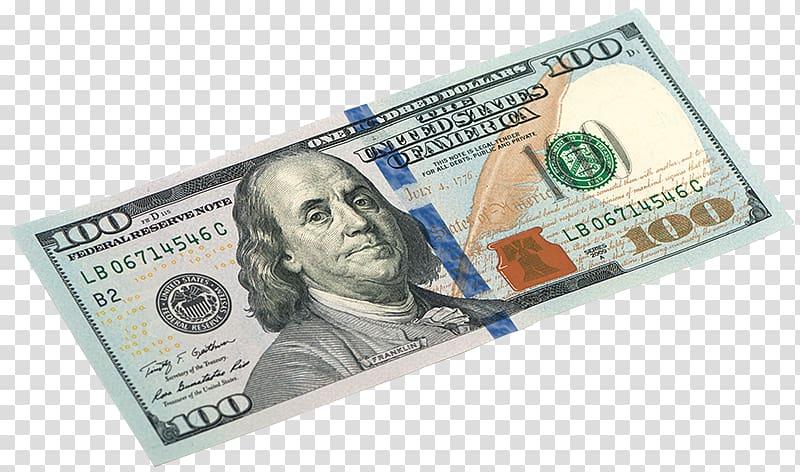 Hundred dollar bills clipart black and white stock United States one hundred-dollar bill United States Dollar Money ... black and white stock