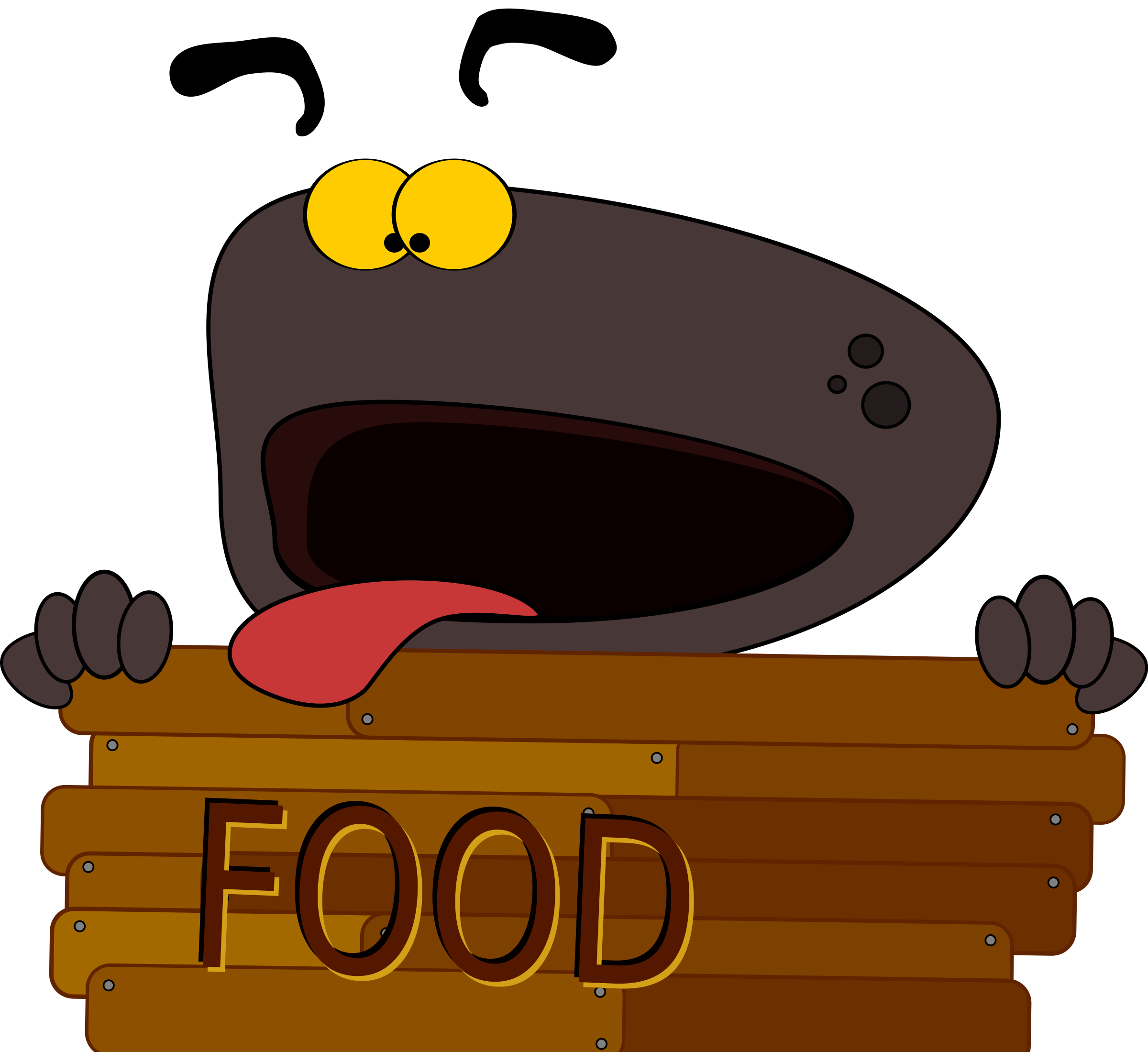 Hungry cat clipart picture Hungry Dog Icons PNG - Free PNG and Icons Downloads picture