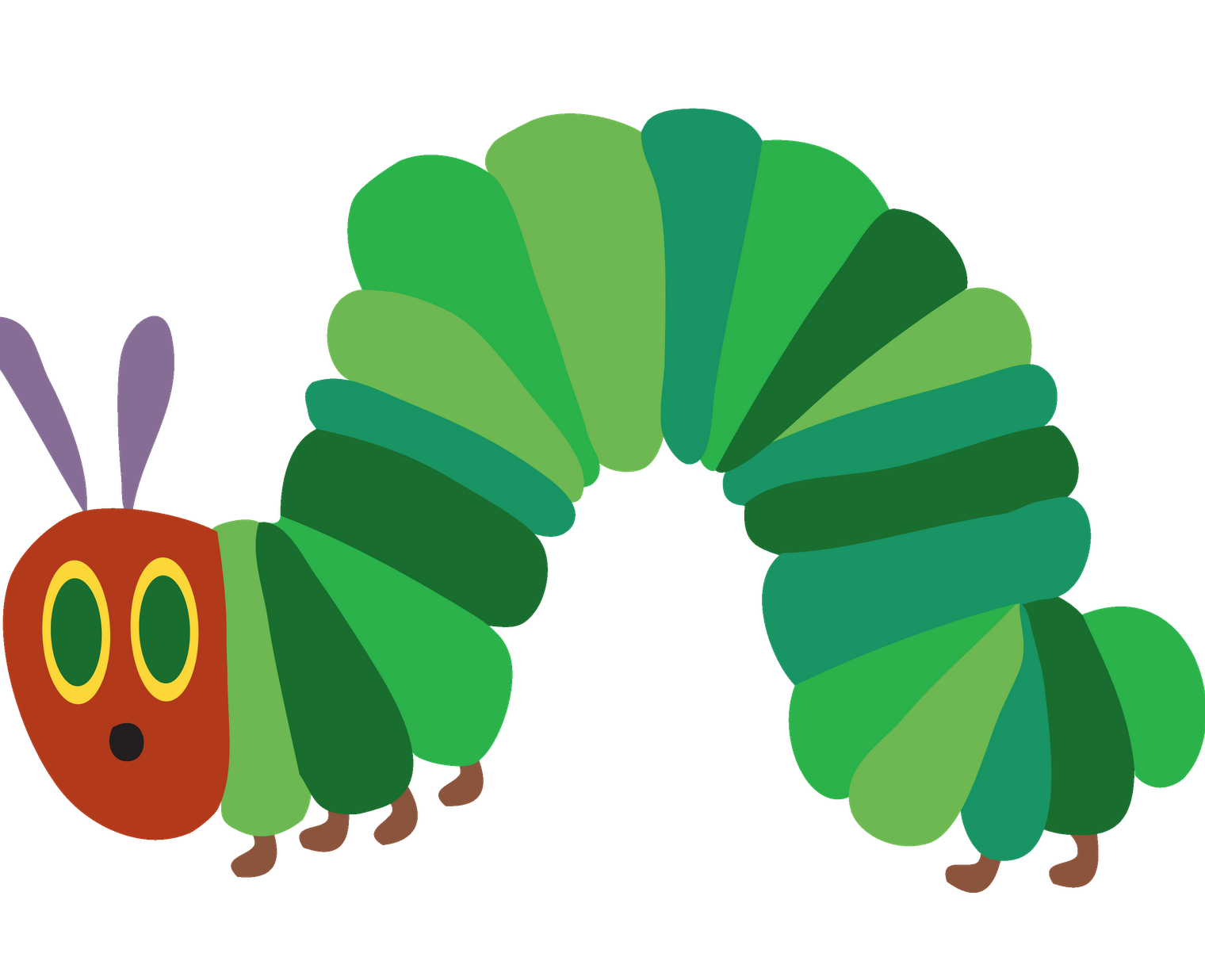 Hungry caterpillar apple clipart clipart library 28+ Collection of Hungry Caterpillar Clipart | High quality, free ... clipart library