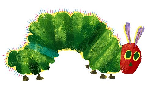 Very hungry caterpillar clipart free png royalty free Very Hungry Caterpillar Clip Art | The Very Hungry Caterpillar ... png royalty free