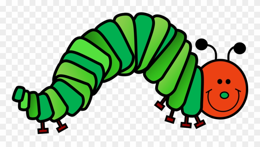Very hungry caterpillar clipart free banner library library Pick These Up For Free - The Very Hungry Caterpillar Clipart ... banner library library