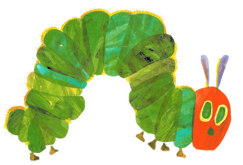 Hungry caterpillar sun clipart clipart free stock The Very Hungry Caterpillar transparent PNG - StickPNG clipart free stock