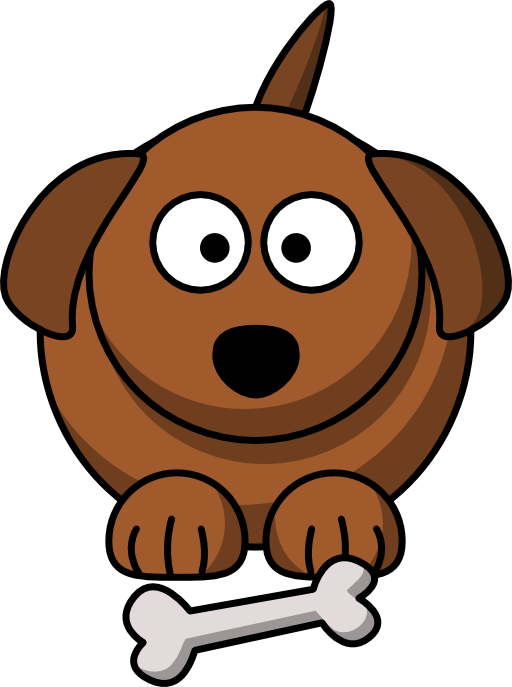 Public domain dog clipart picture library library Cartoon Dog Clipart | i2Clipart - Royalty Free Public Domain Clipart picture library library