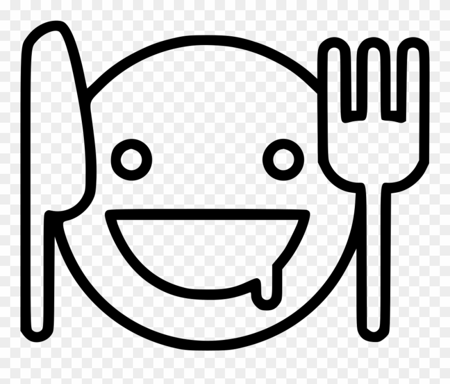 Hungry face clipart picture transparent download Hungry Face For Coloring Clipart (#950849) - PinClipart picture transparent download