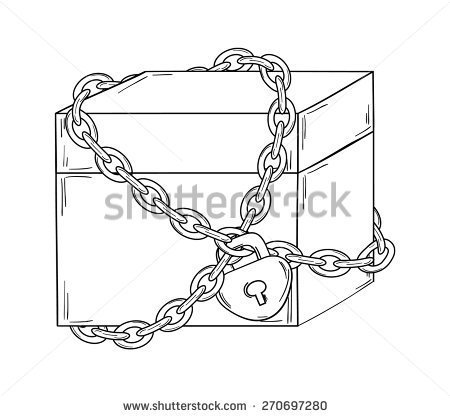 Hungry malnourish chained dog clipart black and white peta png freeuse library Chained box clipart png - ClipartFest png freeuse library