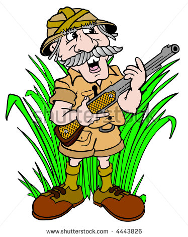 Hunting cartoons clipart royalty free library Hunter Cliparts | Free download best Hunter Cliparts on ClipArtMag.com royalty free library