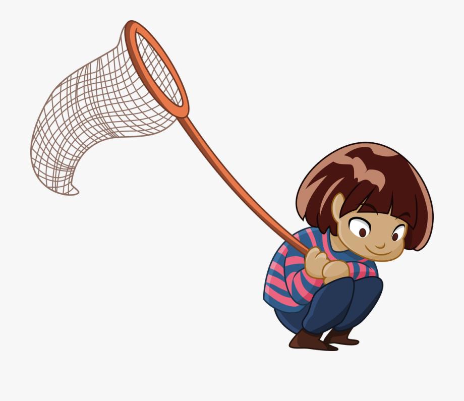 Hunting cartoons clipart vector Hunting Clipart Little Boy - Bug Hunting Cartoon #319473 - Free ... vector