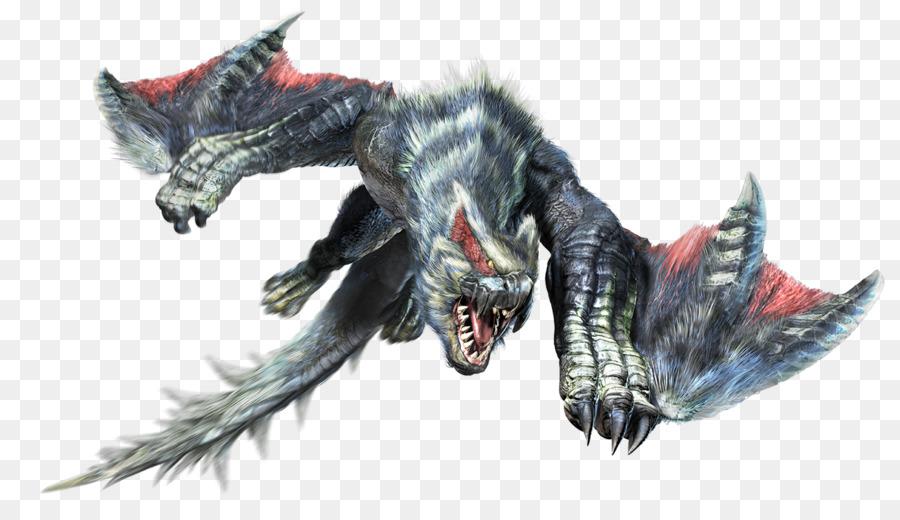 Hunting monster clipart