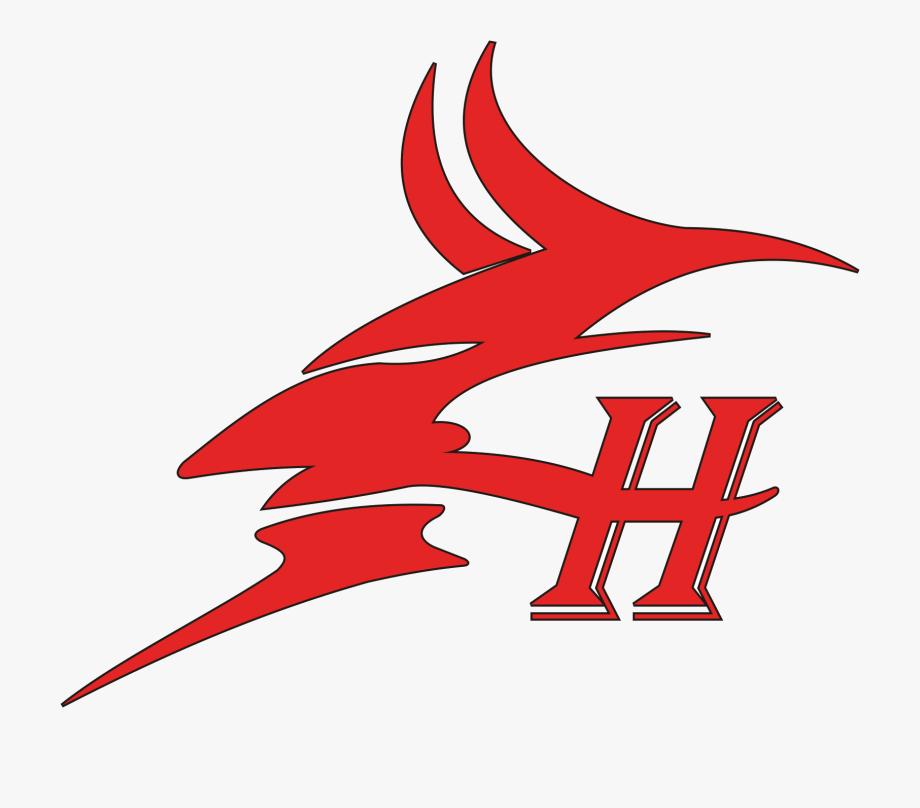 Huntington logo clipart graphic transparent The Huntington Red Devils - Huntington High School Red Devils ... graphic transparent