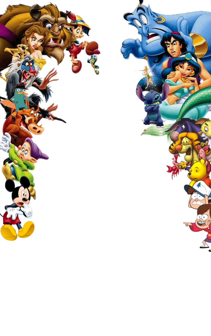 disney_characters_shocked_by_edogg8181804-d6rutem.png (709×1128 ... banner royalty free