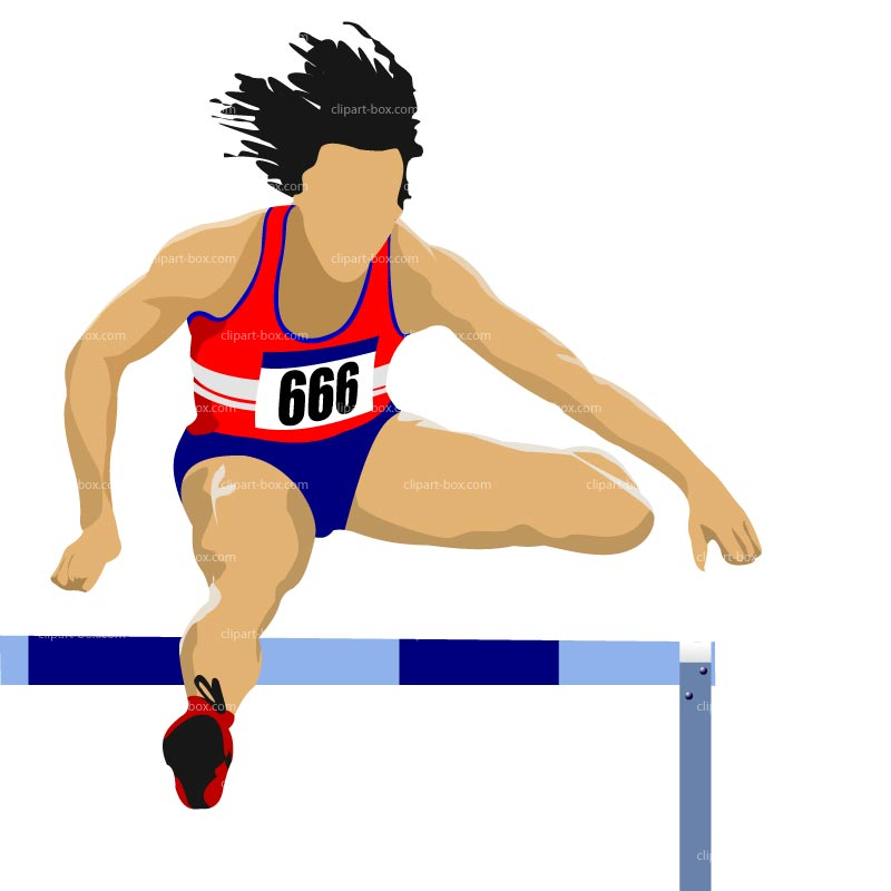 Hurdles clipart graphic library CLIPART RUNNING HURDLES | Clipart Panda - Free Clipart Images graphic library