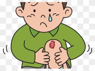 Hurt finger clipart png transparent library Crying Clipart Hurt Girl - Injury Kid Png Transparent Png (#3515290 ... png transparent library