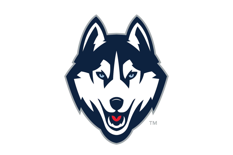 Husky dog clipart black and white vector download uconn huskies logo | All logos world | Pinterest | Uconn huskies and ... vector download