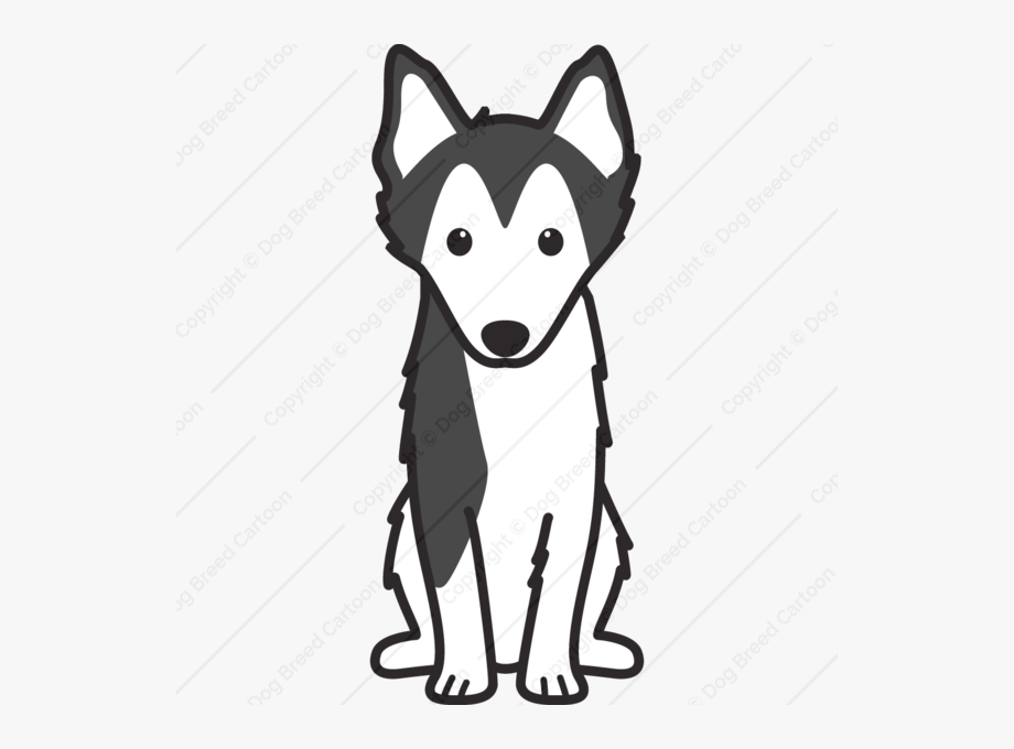 Husky stick figure clipart black and white jpg freeuse Buy Dog Caricature - Klee Kai Clip Art #1650782 - Free Cliparts on ... jpg freeuse