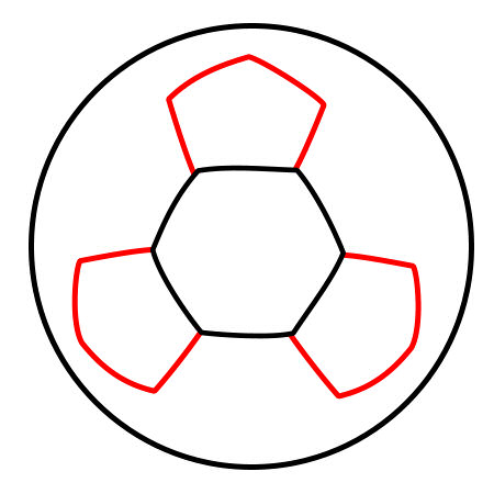 Hw to draw a soccer ball clipart vector black and white stock Drawing a cartoon soccer ball vector black and white stock