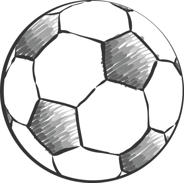 Hw to draw a soccer ball clipart graphic Soccer Ball Cartoon Drawing at PaintingValley.com   Explore ... graphic