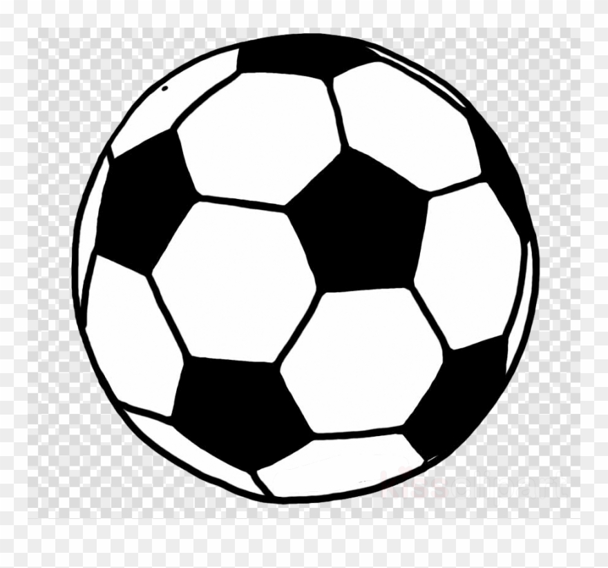 Hw to draw a soccer ball clipart jpg black and white stock Football In Drawing Clipart Drawing American Football - Soccer Ball ... jpg black and white stock