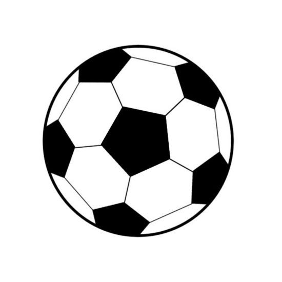Hw to draw a soccer ball clipart svg stock How To Draw A Soccer Ball - ClipArt Best   Soccer   Soccer ball ... svg stock