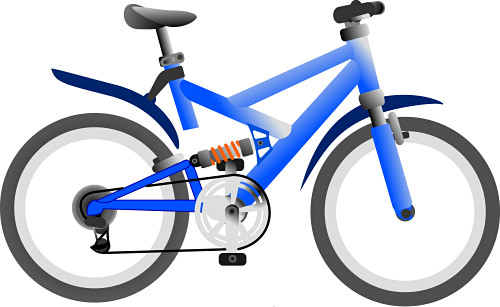 Hybrid bicycle clipart clip art free stock Bicycle bike clip art the cliparts - Cliparting.com clip art free stock