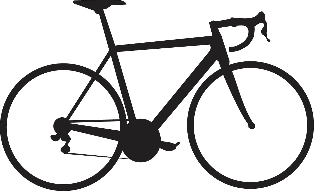 Hybrid bicycle clipart jpg freeuse Bicycles Clipart | Free download best Bicycles Clipart on ClipArtMag.com jpg freeuse