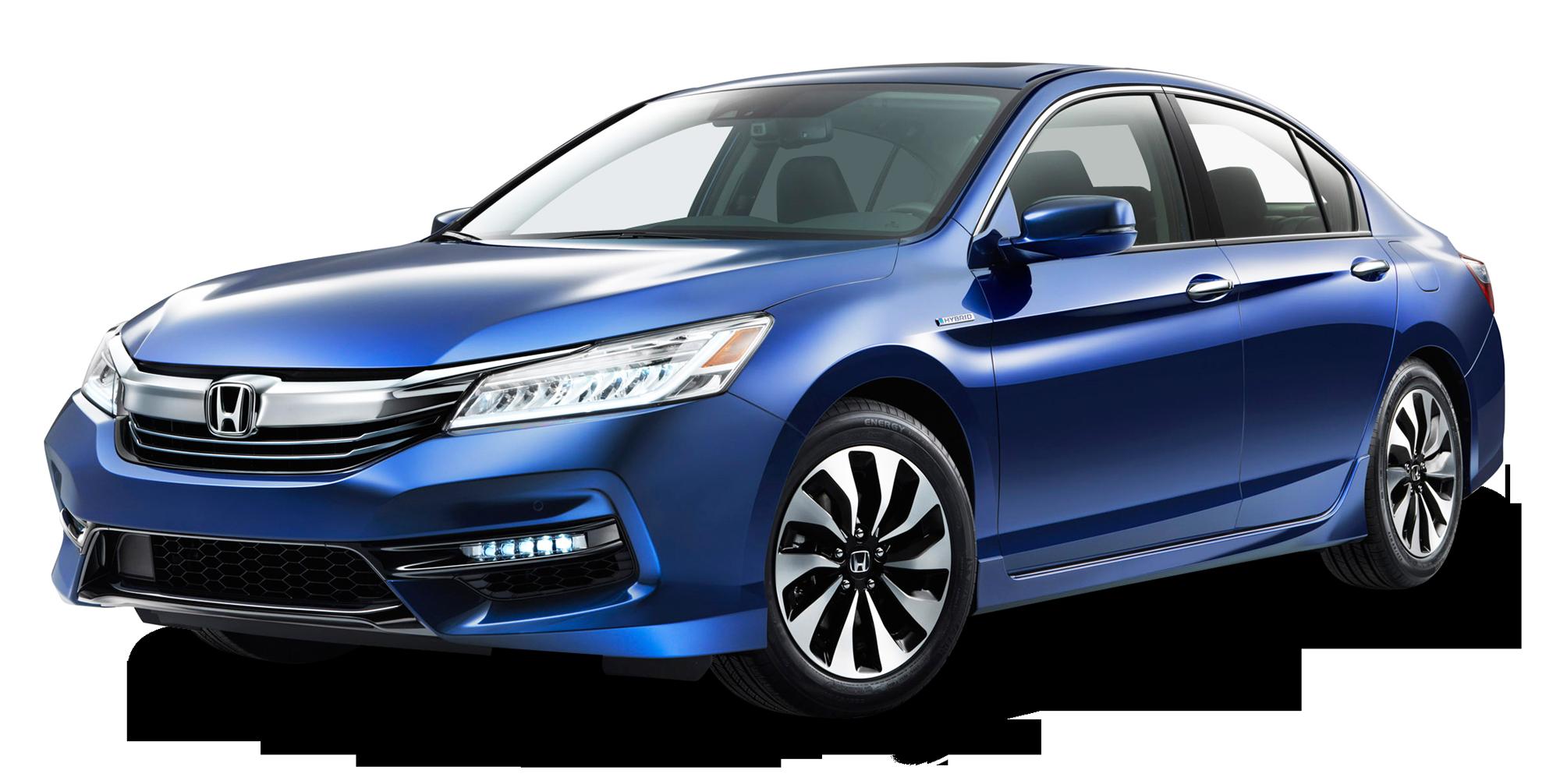 Hybrid car clipart clip royalty free download Blue Honda Accord Hybrid Car PNG Image - PurePNG | Free transparent ... clip royalty free download