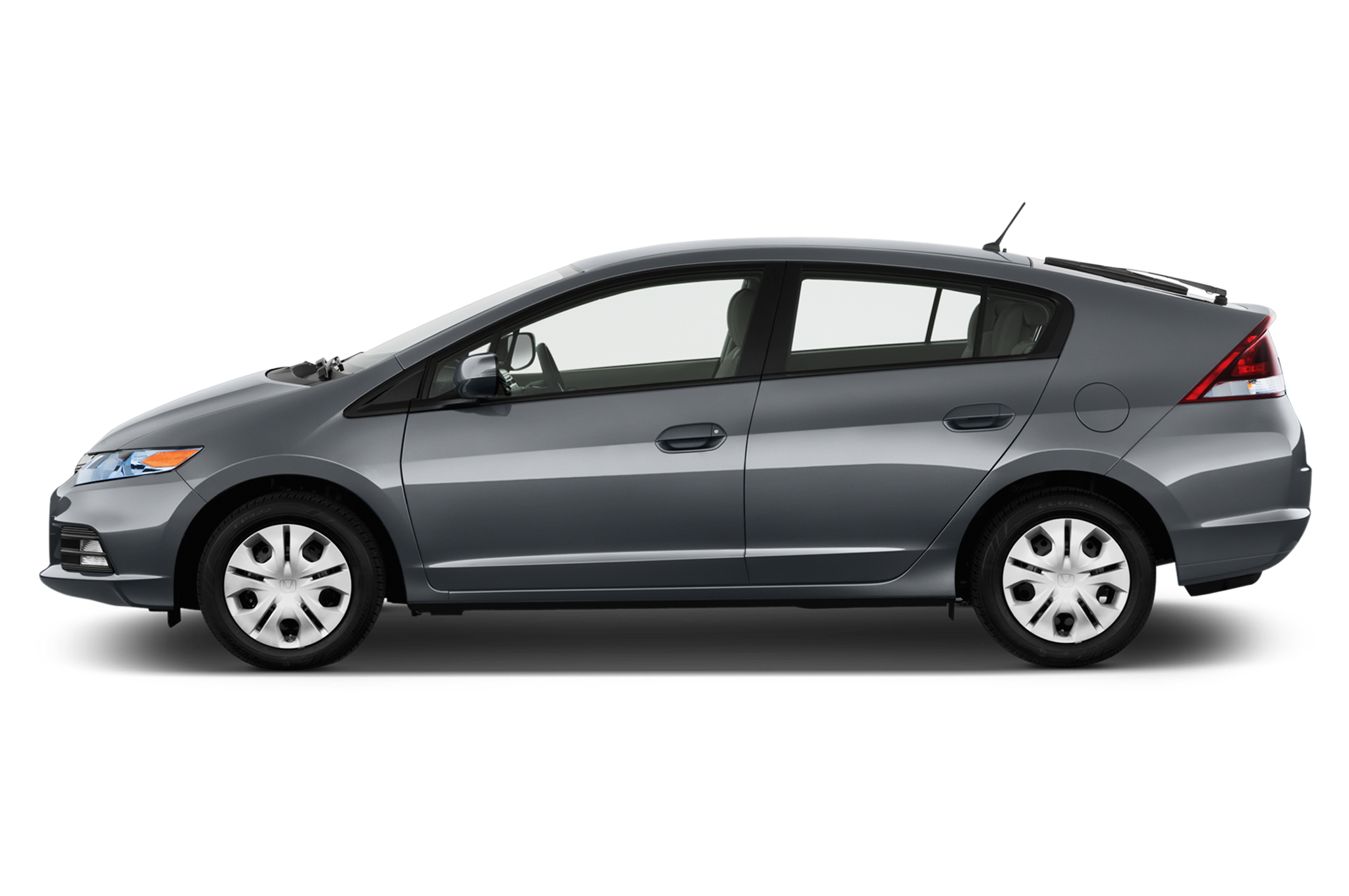 Hybrid car clipart graphic black and white stock Honda to Build Plug-in Hybrids and Electric Vehicle in 2012 graphic black and white stock