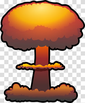 Hydrogen bomb clipart image library Thermonuclear Weapon transparent background PNG cliparts free ... image library