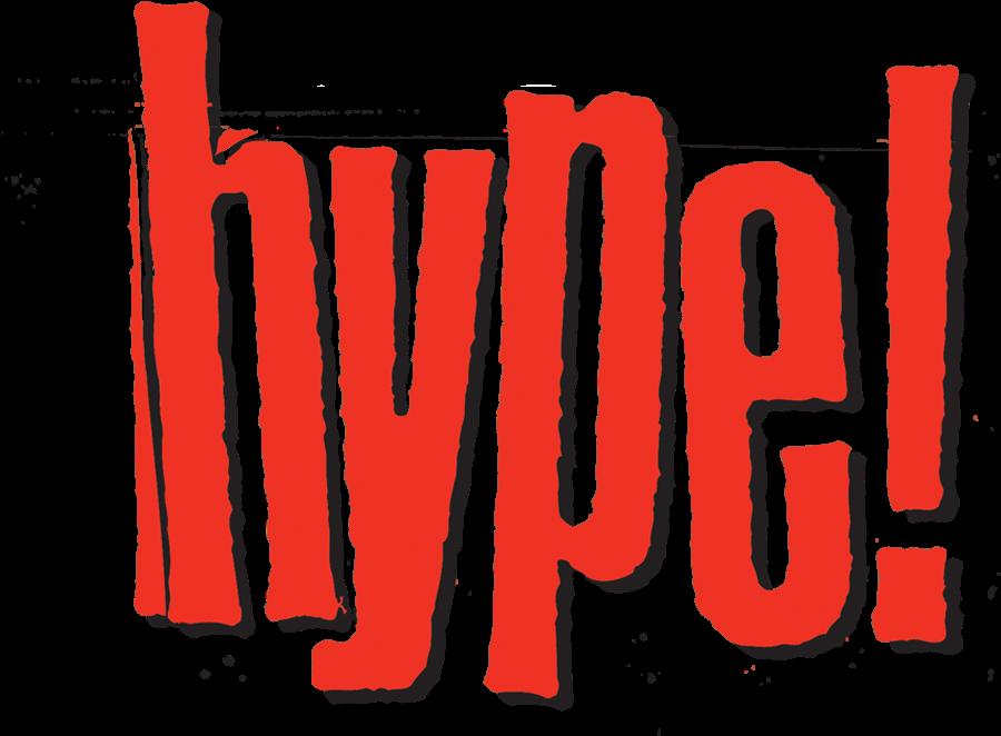 Hype clipart jpg library Trailer - \