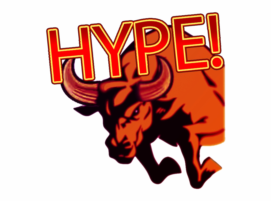 Hype clipart jpg library download Sub Button Hype Http - Stock Exchange Bull Logo Free PNG Images ... jpg library download