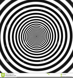 Hypnotic clipart clipart black and white library Hypnotic Spiral Clipart | Free Images at Clker.com - vector clip art ... clipart black and white library