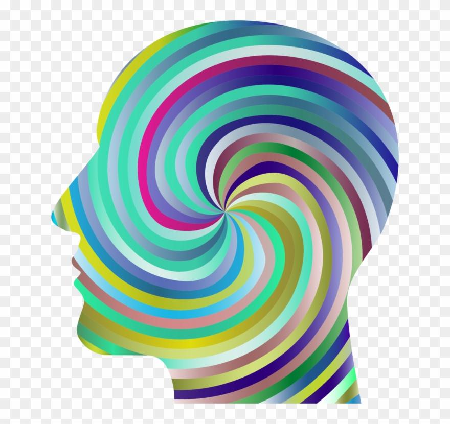 Hypnotic clipart jpg royalty free library Human Head Hypnotic Head Download Halftone - Human Head Clipart ... jpg royalty free library