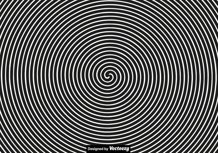 Hypnotic clipart image freeuse stock Vector Concept For Hypnosis. Black Spiral - Download Free Vectors ... image freeuse stock