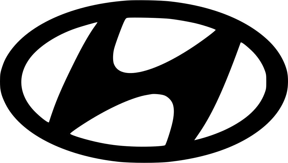 Hyundai logo clipart jpg royalty free Hyundai Logo Png - Hyundai Black Logo Png , Transparent ... jpg royalty free