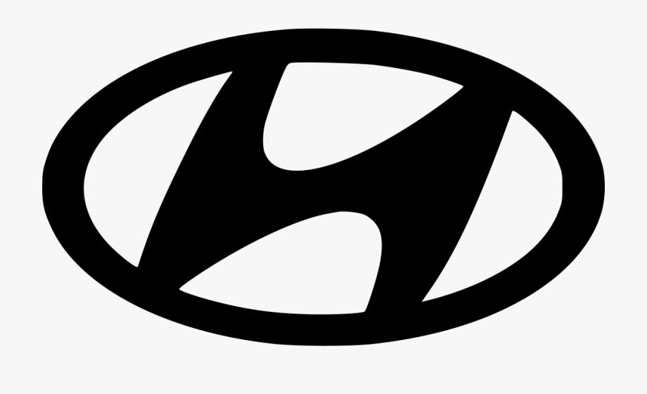 Hyundai logo clipart clip art transparent stock Hyundai Logo Png - Hyundai Black Logo Png, Cliparts ... clip art transparent stock