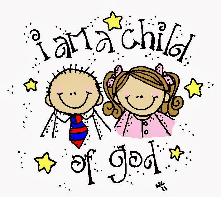 I am a child of god clipart invite svg transparent stock Melonheadz LDS illustrating: I am a child of God svg transparent stock