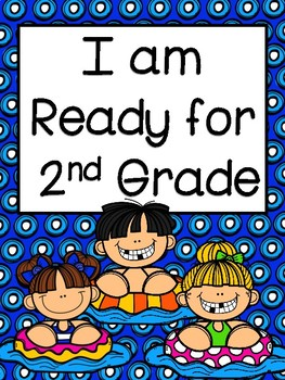 I am ready for first grade clipart clipart black and white library Ready For Second Grade Worksheets & Teaching Resources | TpT clipart black and white library