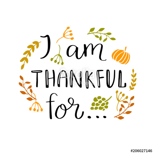 I am thankful for clipart jpg transparent download I am thankful for... quote\