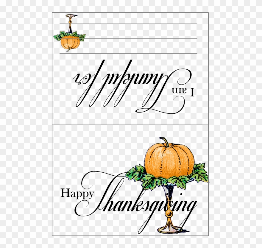 I am thankful for clipart clipart library library Download I Am Thankful For Clipart - Am Thankful For Card ... clipart library library